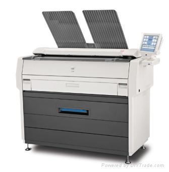 數碼工程複印機 奇普 KIP 7170  2