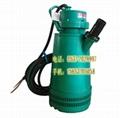 BQS系列矿用隔爆型潜水排沙电泵 1