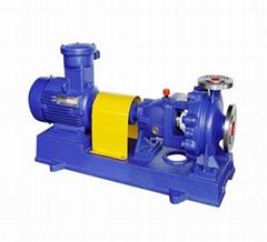 IH型單級單吸化工不鏽鋼離心泵