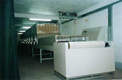 微波加热设备 1