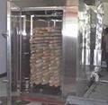 木材微波乾燥房