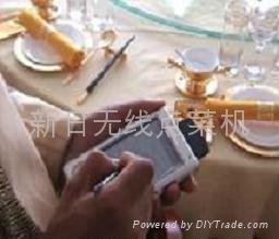 蘇州無線點菜機 3