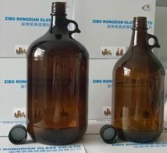 4l棕色试剂玻璃瓶