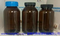500ml棕色大口试剂玻璃瓶