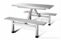 Dinning Table With Four Seats	 ( DT-4S )