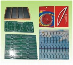 环保 贴体纸板   贴体透气纸卡