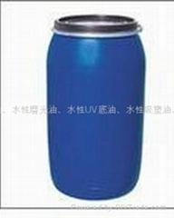 水性磨光油