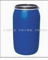 厂家直销水性光油水性金葱粉固浆HY-7106