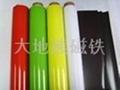 colour rubber magnet sheet