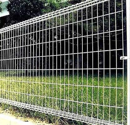 小区围栏丨钢丝围网 4