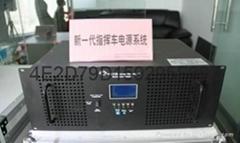 中科高清广播电视直播车电源系统