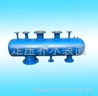 天津集分水器