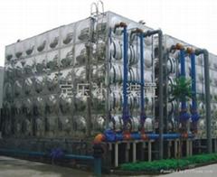北京生活热水箱