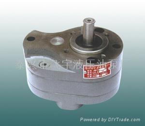 CB-B系列齿轮油泵 1