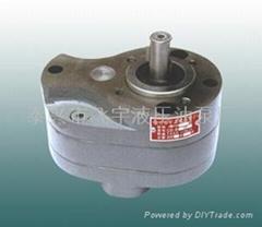CB-B系列齒輪油泵