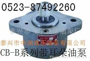 CBW型齒輪油泵 1