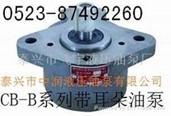 CBW型齿轮油泵