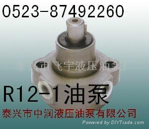 R12-1型潤滑泵 1
