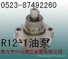 R12-1型潤滑泵