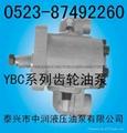 YBC系列齒輪泵