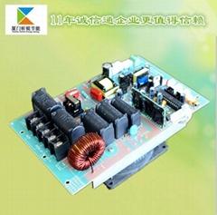 数字半桥2.5KW电磁加热控制板