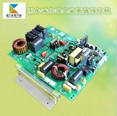 数字半桥3.5KW电磁加热板