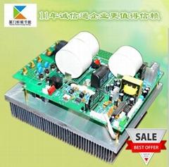 三相数字半桥15KW 电磁感应加热控制板