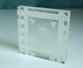 壓克力有機玻璃磁鐵相框 1
