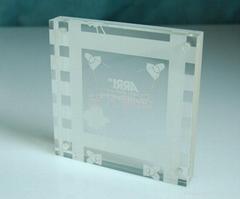 压克力有机玻璃磁铁相框