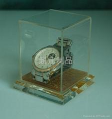專業訂做壓克力有機玻璃手錶展示架