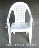 休閑塑料椅子
