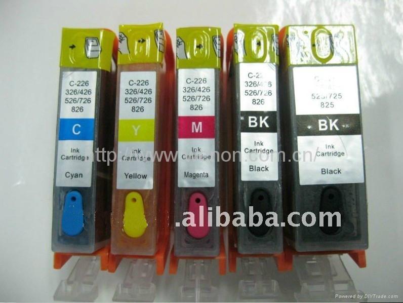 new cartridge with ARC for Canon PGI125 CLI126 PGI225 CLI226 PGI525 CLI526 1
