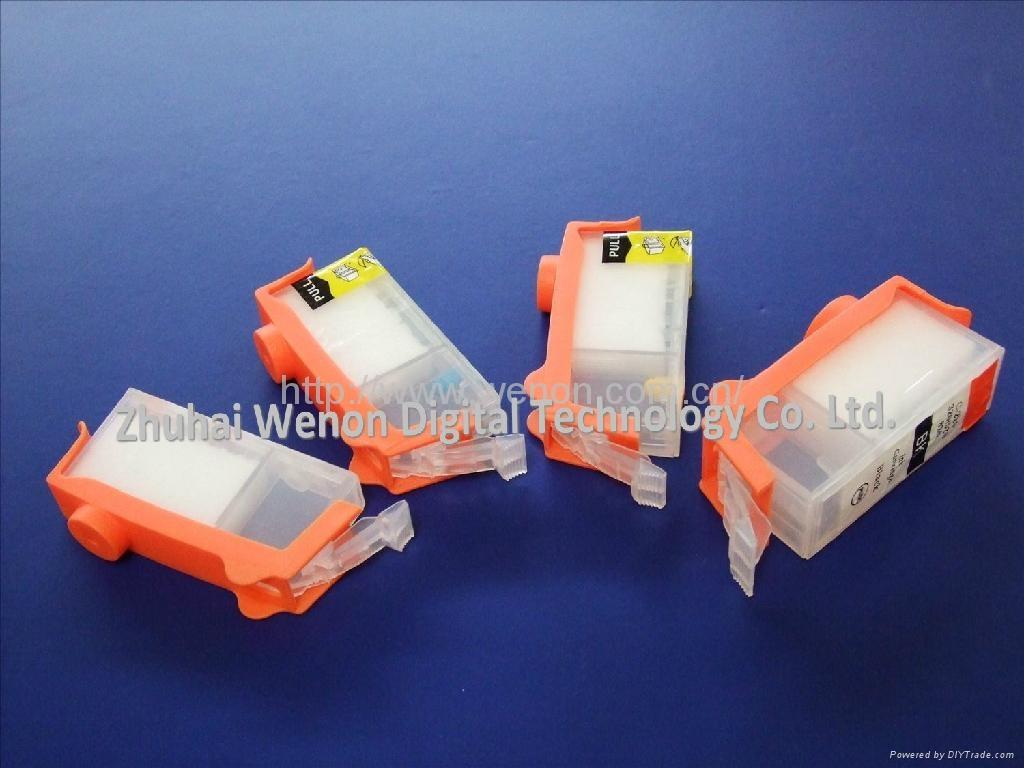 new cartridge with ARC for Canon PGI125 CLI126 PGI225 CLI226 PGI525 CLI526 4