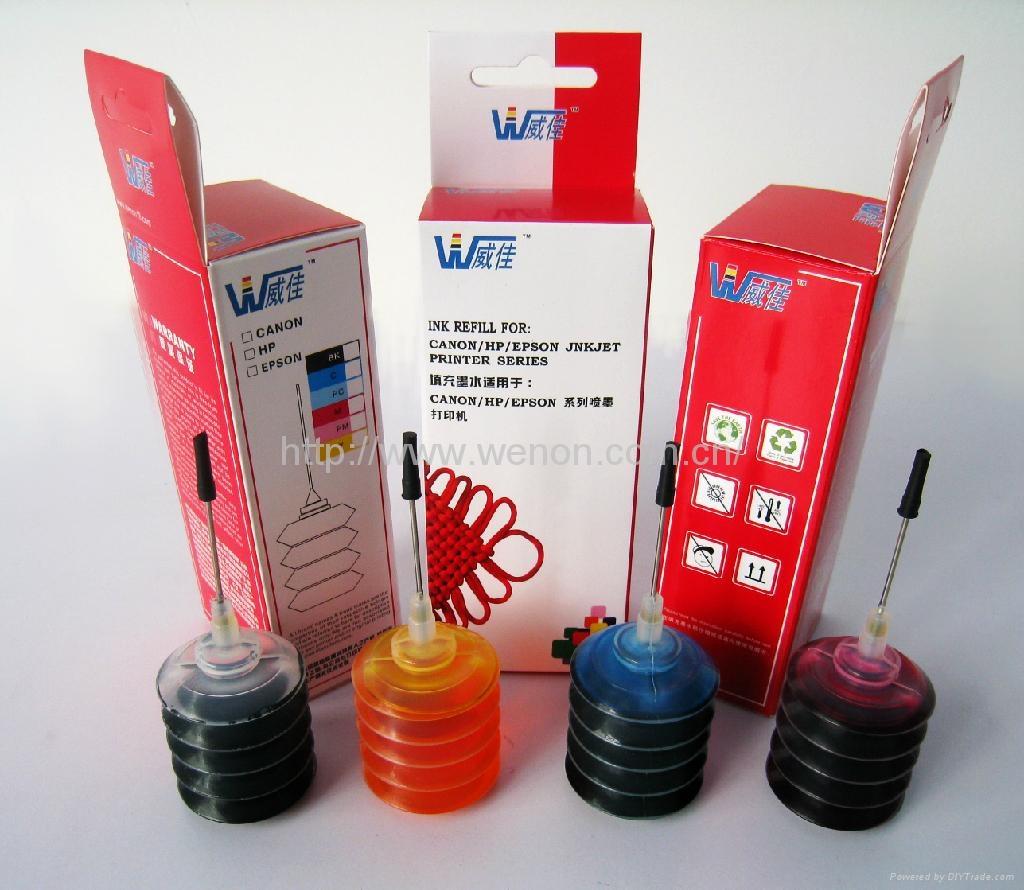 28ml/spring-bottled Refill Ink for Epson Canon HP Lexmark 1