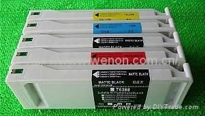 Epson PRO 9890 of refillable ink cartridge 5