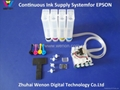 Continuous Ink Supply System for Epson