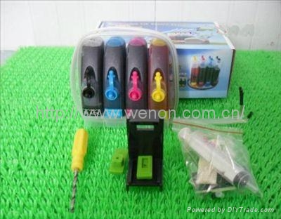 HP/CANON DIY 连供 4