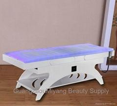 高档多功能电动水疗光疗美容按摩床 (MYA-09)
