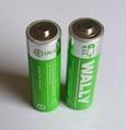 WALLY系列5号7号碱性电池