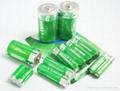 原装恒通5号AA碱性电池LR6