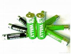KCC认证碱性干电池AA