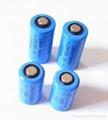 CR123A锂锰电池 4