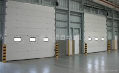 長沙工廠提升門