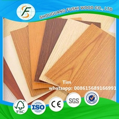 18mm melamine board for