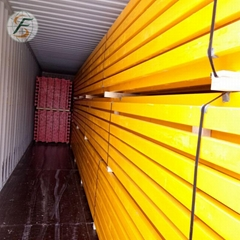 construction material solid wood H20 beam for sale