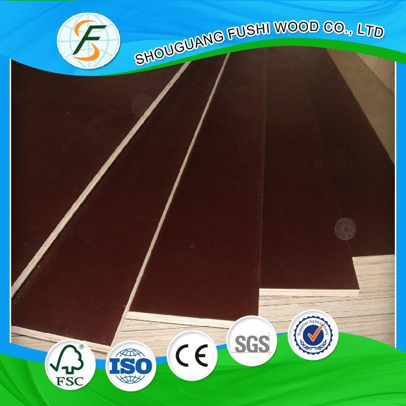18mm poplar core film faced plywood 2