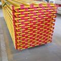 Wooden   L structurer H20 for