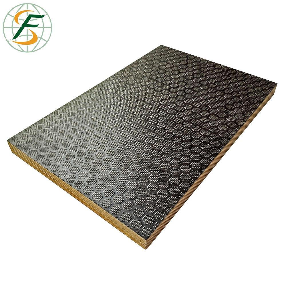 棕/黑膜建筑模板(清水板) 1