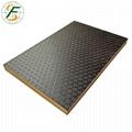 棕/黑膜建筑模板(清水板)