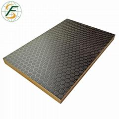 棕/黑膜建築模板(清水板)